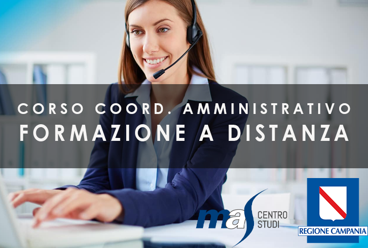 Coordinatore Amministrativo ED.2 (511)
