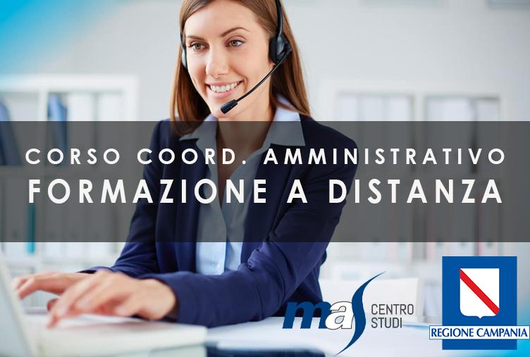 Coordinatore Amministrativo ED.5